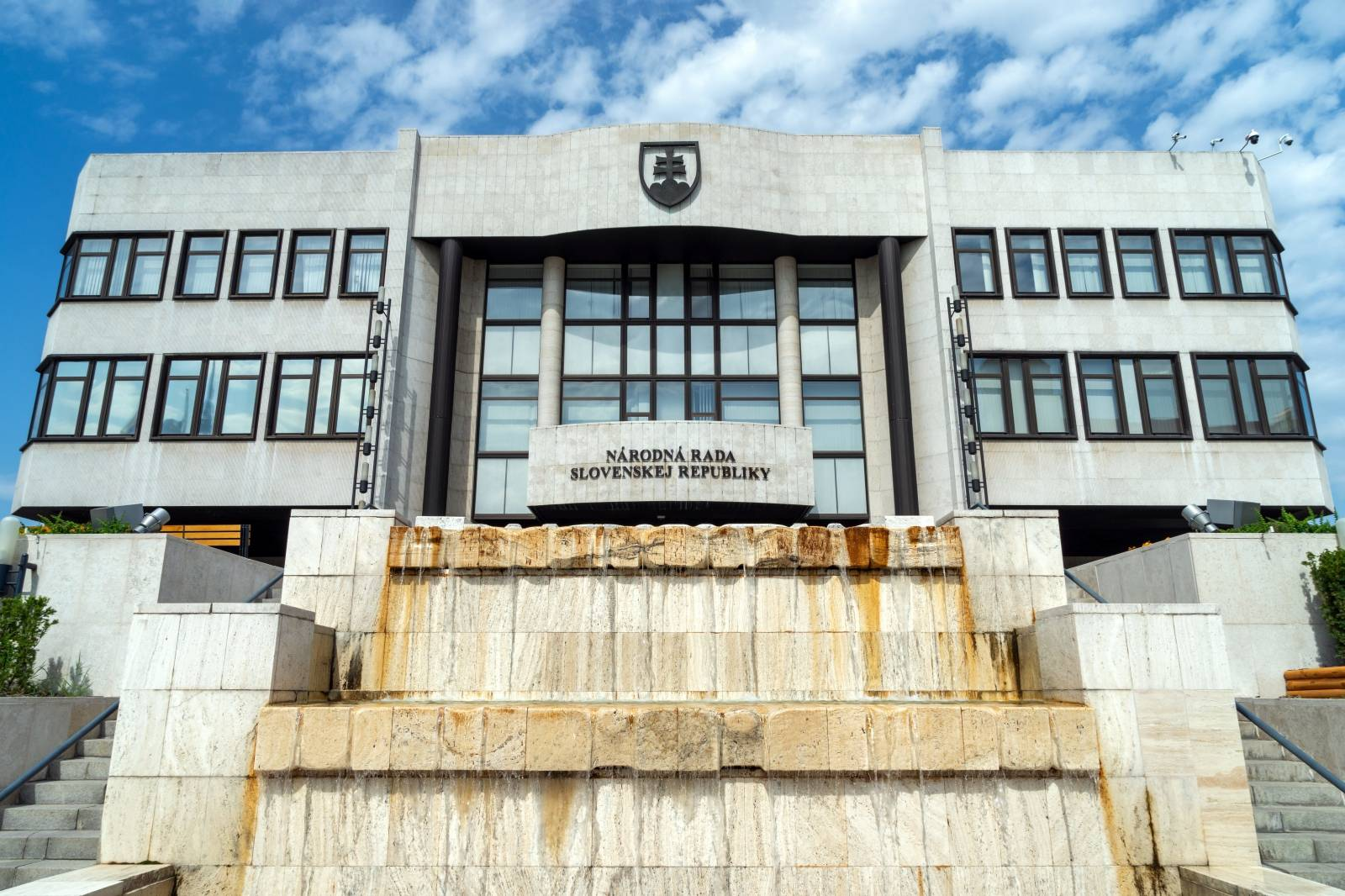 Slovakia: National Council (parliament) of Slovakia, Bratislava