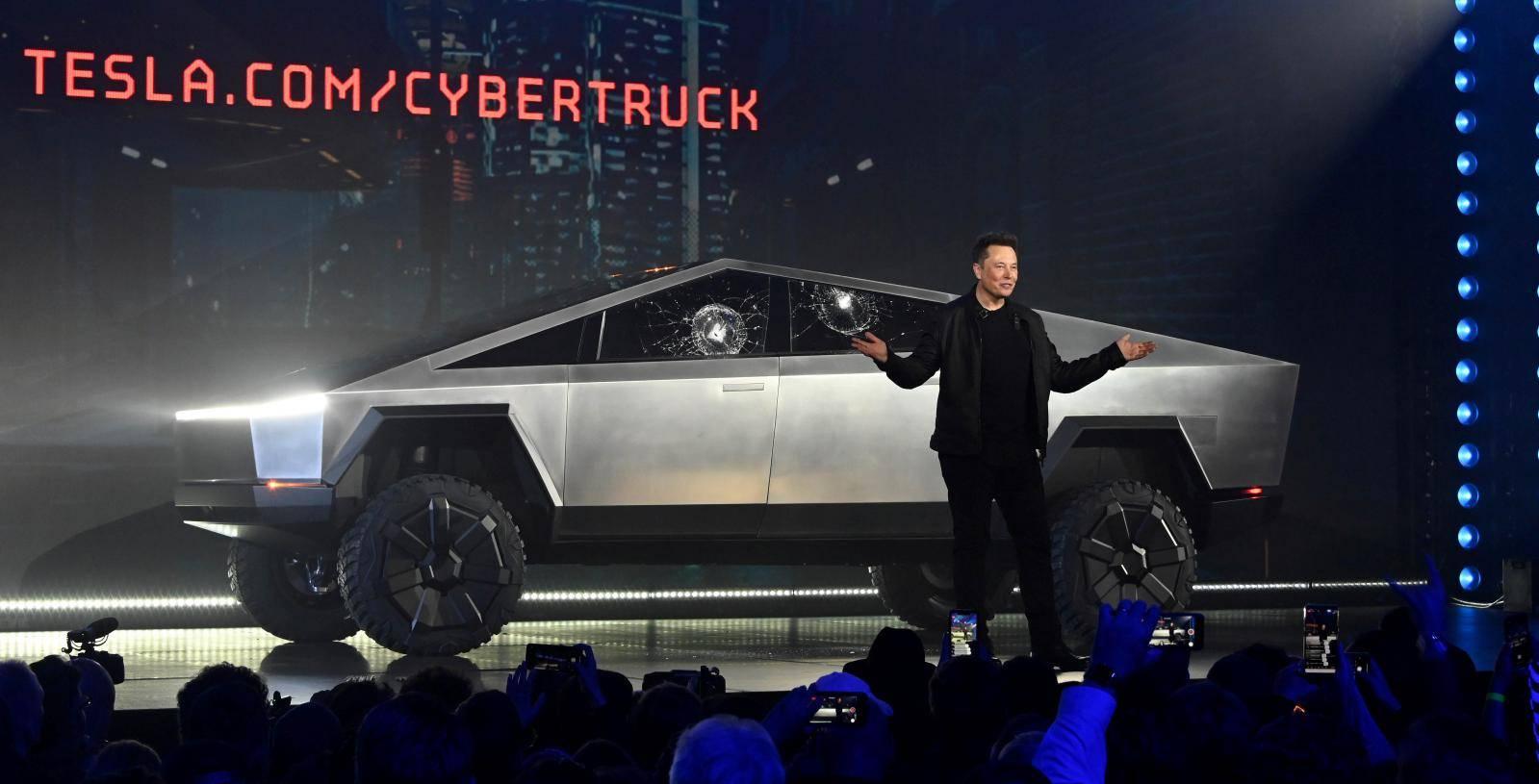 News: Tesla Cybertruck