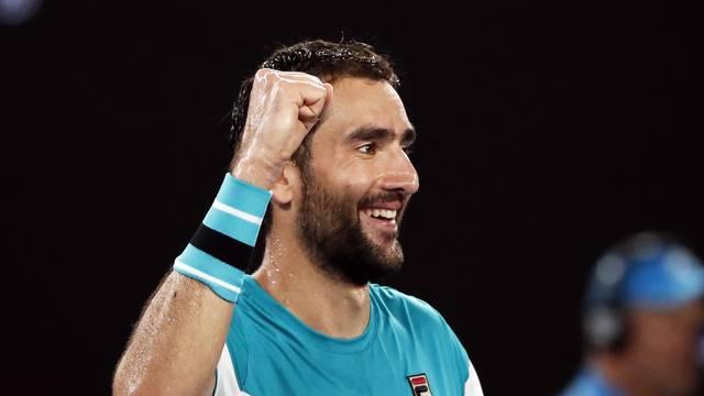Tennis - Australian Open - Semifinals - Rod Laver Arena, Melbourne, Australia