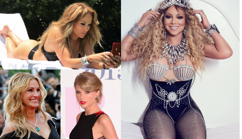 Noge Mariah vrijede milijardu, a guza J.Lo 27 milijuna dolara