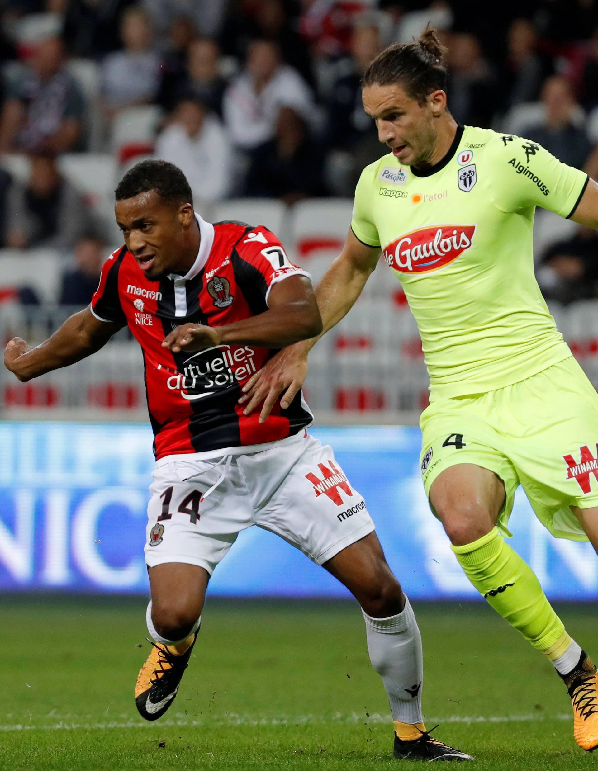 Ligue 1 - OGC Nice vs Angers SCO
