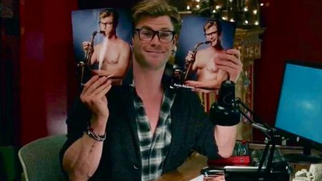 Chris Hemsworth kao 'glupava plavuša' nas je jako nasmijao