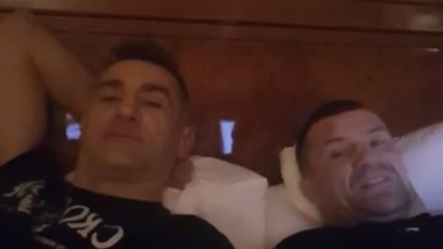 Mirko iz kreveta najavio borbu za trofej: Ozljede? Ma nema ih