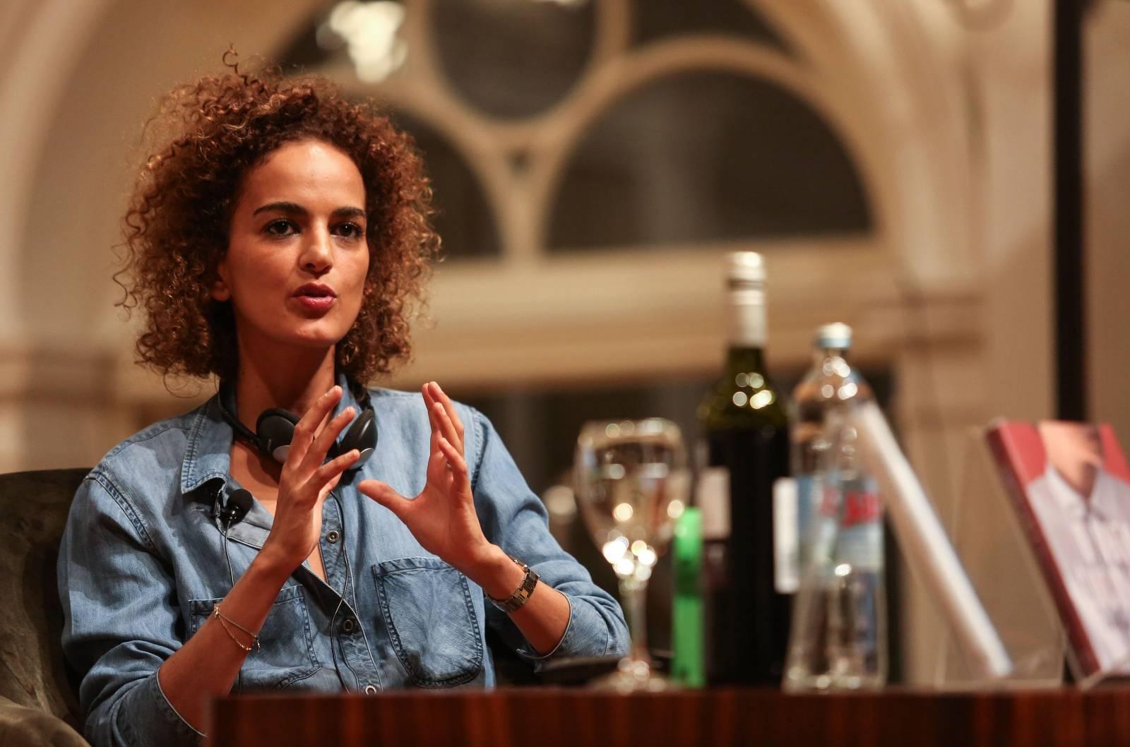 Zagreb: Tribina Leile Slimani na Festivalu svjetske književnosti