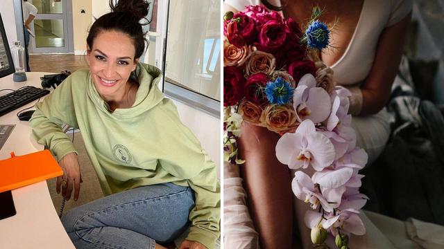 Monika Kravić objavila fotku s vjenčanja: 'Sve je u detaljima'