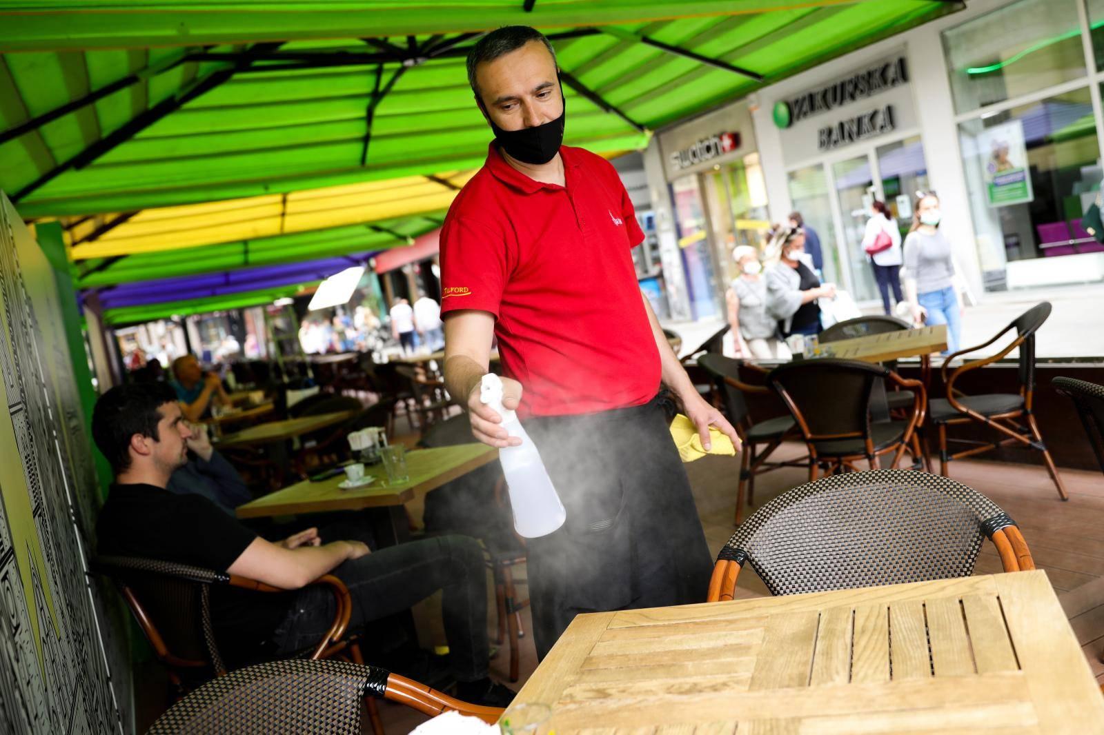 Gradska svakodnevnica u Sarajevu polako se vraća u normalu