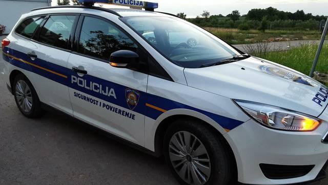 Pijani vozač vikao na policajce, a supruga policajku i udarila