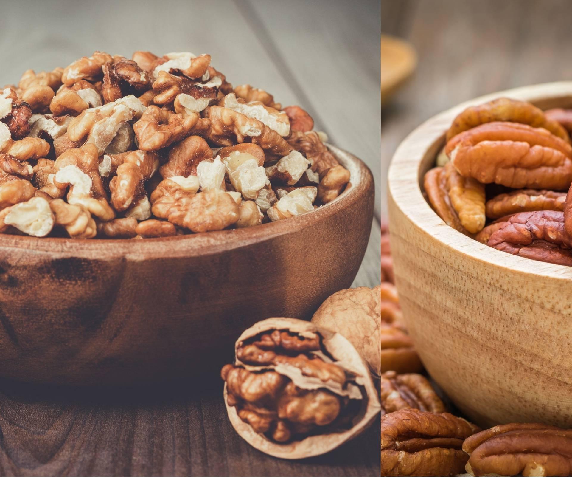 Naši domaći orasi su bogatiji proteinima od pekan oraha