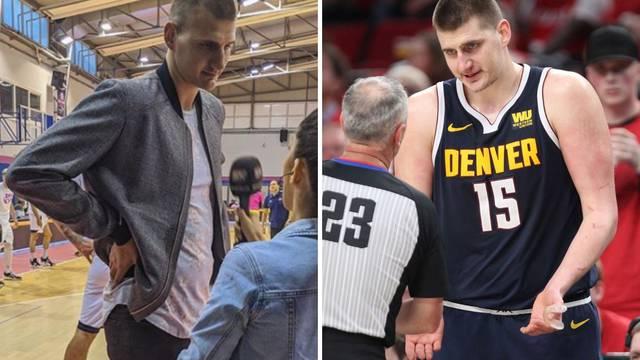 Jokić: NBA majstor 20 kg lakši!