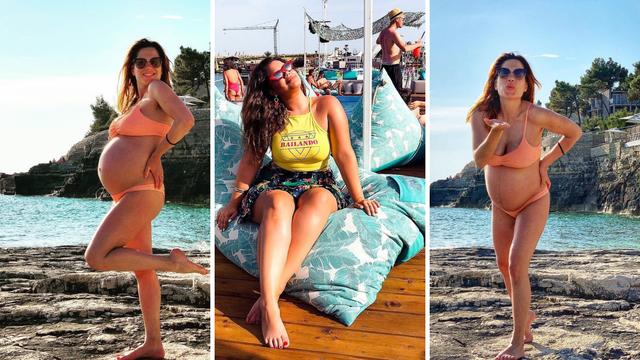 Poznate Hrvatice objavile fotke s plaže kojima poručuju ženama da moraju voljeti svoje obline...