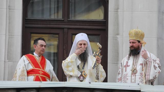 Patrijarh Porfirije: U Zagrebu sam stekao prijatelje, prihvatili su me i branili kada je trebalo