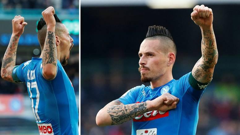 Hamšik: Hrvati su ranjivi bez bitnih igrača, možemo ih dobiti