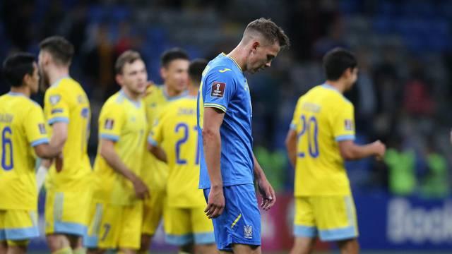 World Cup - UEFA Qualifiers - Group D - Kazakhstan v Ukraine