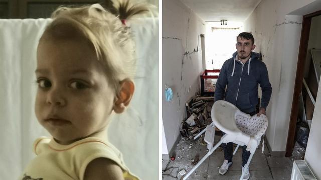 Ostali bez nove kuće, a vode još jednu veliku borbu: 'Naša kći (1) čeka na transplantaciju jetre...'