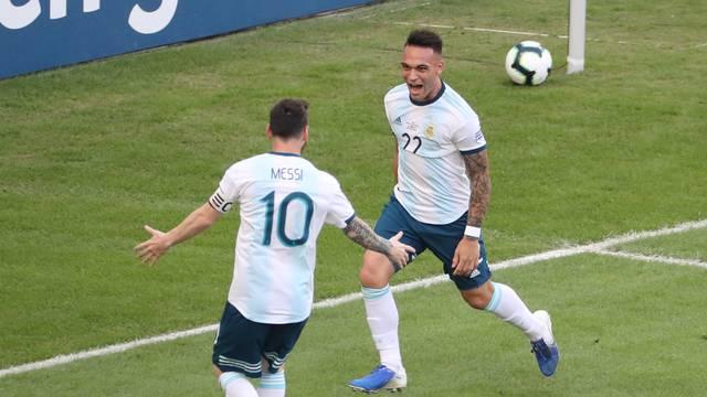 Copa America Brazil 2019 - Quarter Final - Venezuela v Argentina