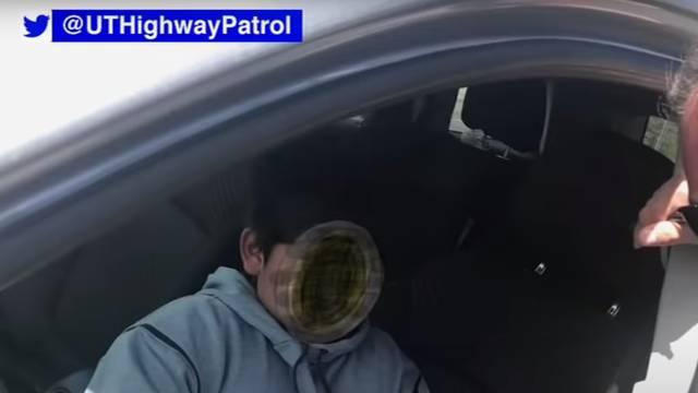 Na autocesti zaustavili dječaka (5): Krenuo kupiti Lamborghini
