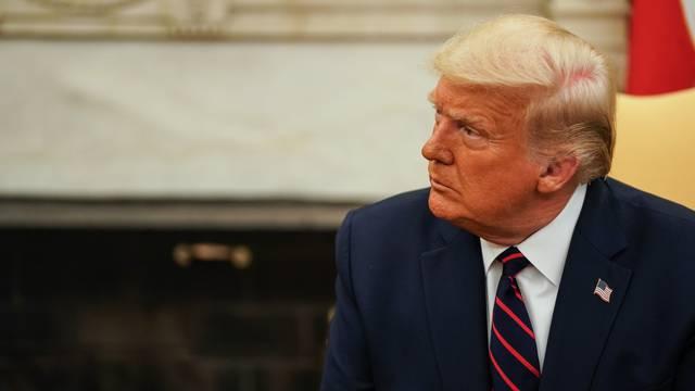 Trump welcomes PM Mustafa al-Kadhimi of Iraq