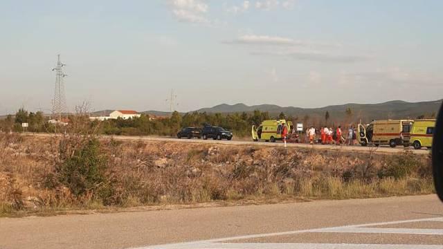Tragedija kod Maslenice: Dvije djevojčice poginule su u sudaru