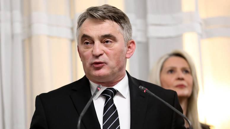 Komšić: Ne vjerujem da Milanović ima dobre namjere prema Bosni i Hercegovini
