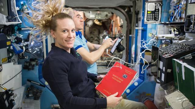Glasačko mjesto - svemir: Kate Rubins leti na ISS i tamo planira glasati na američkim izborima
