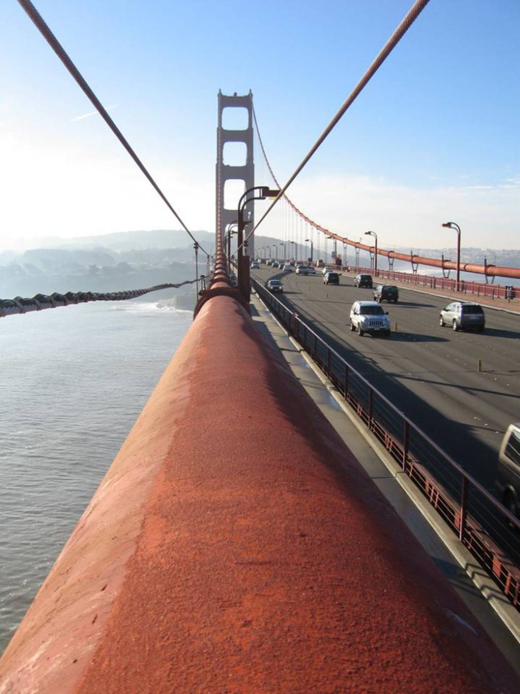 Facebook/Golden Gate Bridge