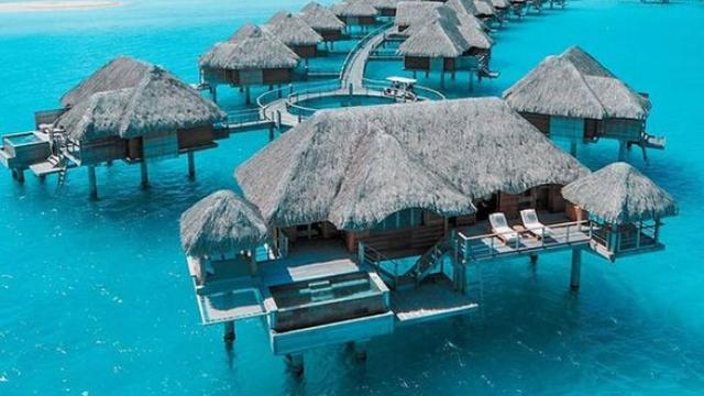Ideje za nezaboravni odmor: 11 najljepših bungalova na vodi