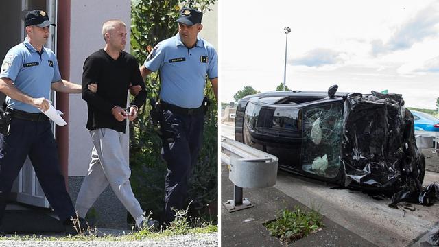 Skrivio nesreću na kućicama: Vozaču odredili istražni zatvor