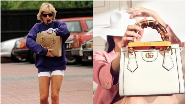 Omiljena torba princeze Diane dobila je vrhunski redizajn