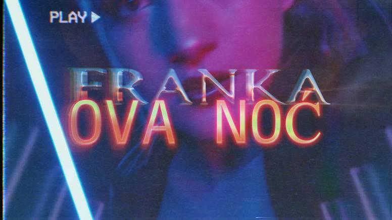 Nova Frankina pjesma 'Ova noć' za kraj ljeta i plesnu jesen