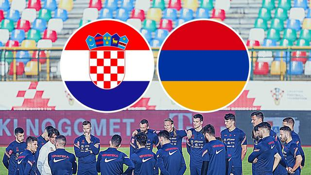 Evo gdje gledati Hrvatsku protiv Armenije u pripremama za Euro