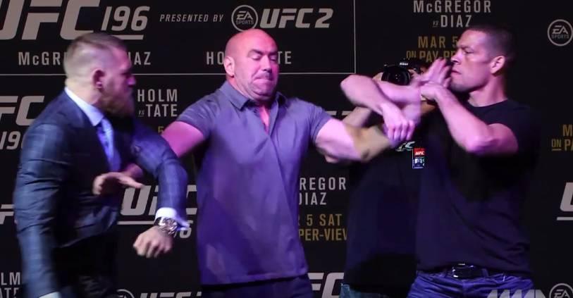 Conor McGregor izazvao kaos: Ja sam lav i pojest ću te živog