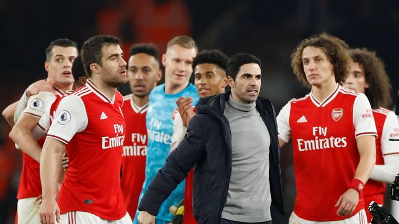 'Topnici' slomili United! Arteta stigao do prve pobjede na klupi