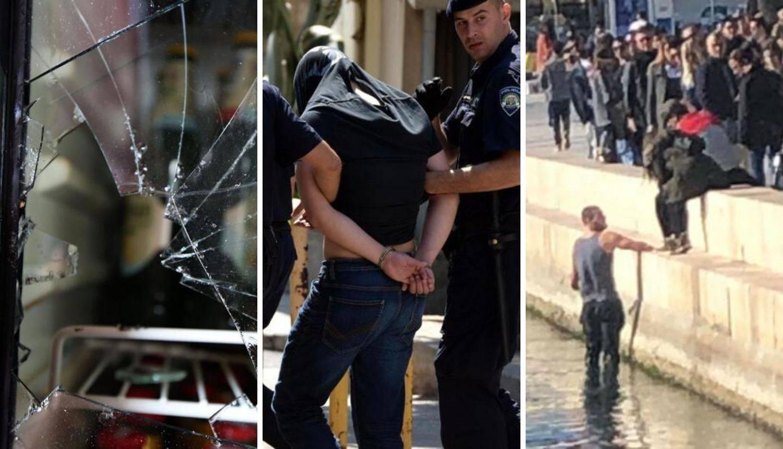 Napao zvezdaše na rivi, upao u kafić u Uzdolju: Opet u pritvoru