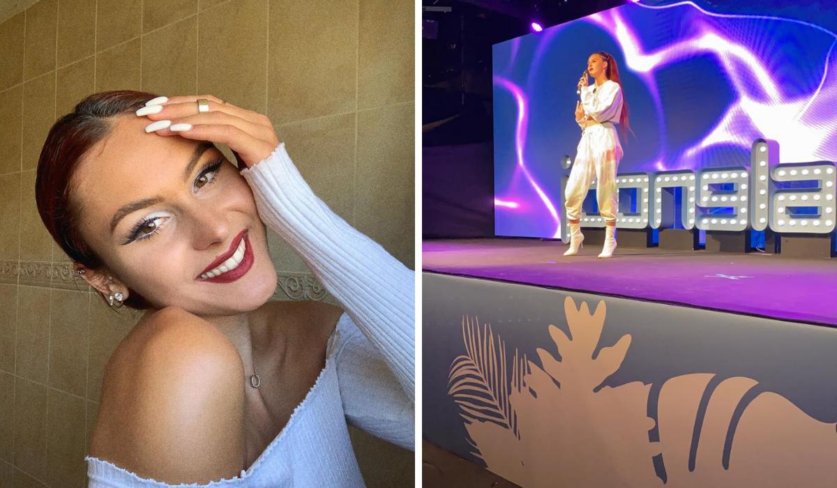 Hrvatska youtuberica osvojila Sloveniju: Pjevala je u finalu njihovog showa Joonglaa Star