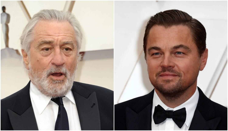 De Niro i DiCaprio nude ulogu u filmu onima koji doniraju