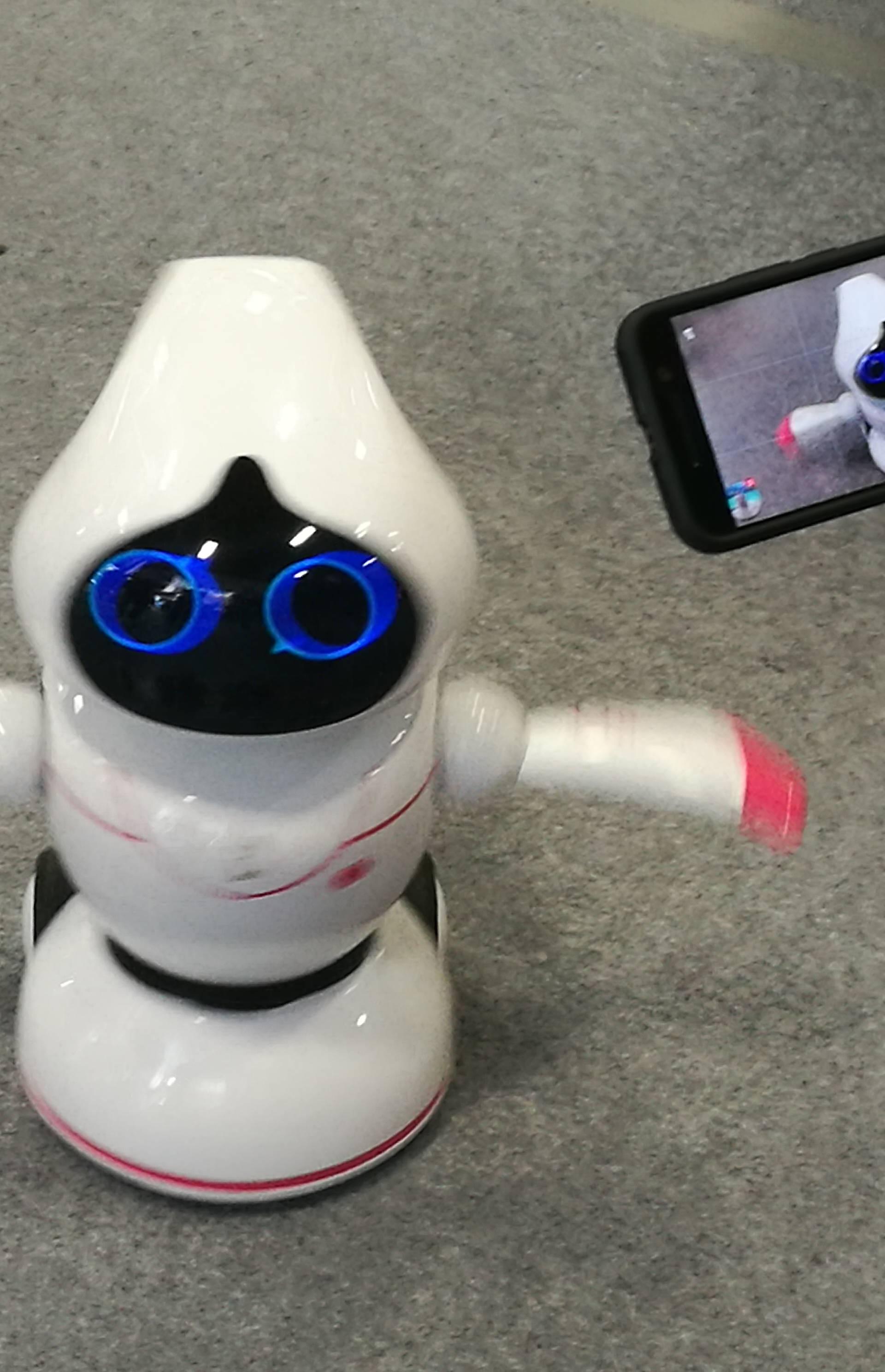 Rasplesani robot obožava učiti nove plesove i pomagati djeci