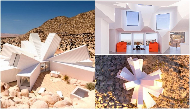 Čudo arhitekture: Zvjezdana kuća je nešto neviđeno do sad