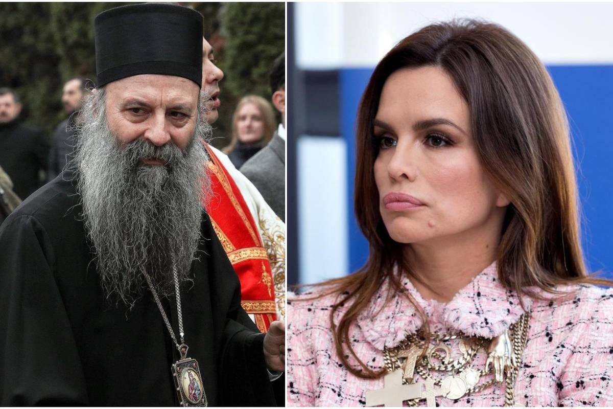 Srpski mediji pišu: Porfirije je prijavio Severinu DORH-u   24sata