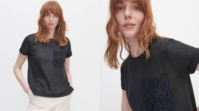 Važno ju je imati: Klasična crna majica u 10 bazičnih varijanti