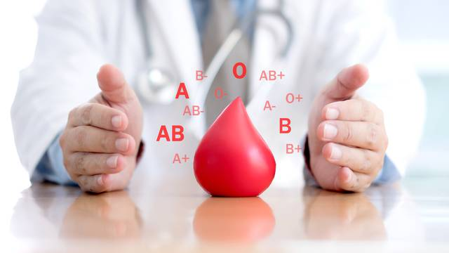 Donate / Blood group / Doctor