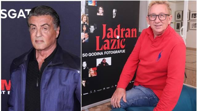 Sylvester Stallone: 'Jadrana Lazića nisam mogao odbiti...'