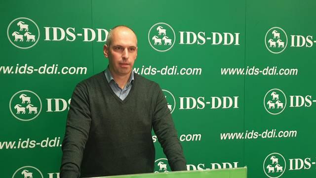 Filip Macan je  IDS-ov kandidat  za gradonačelnika Vodnjana