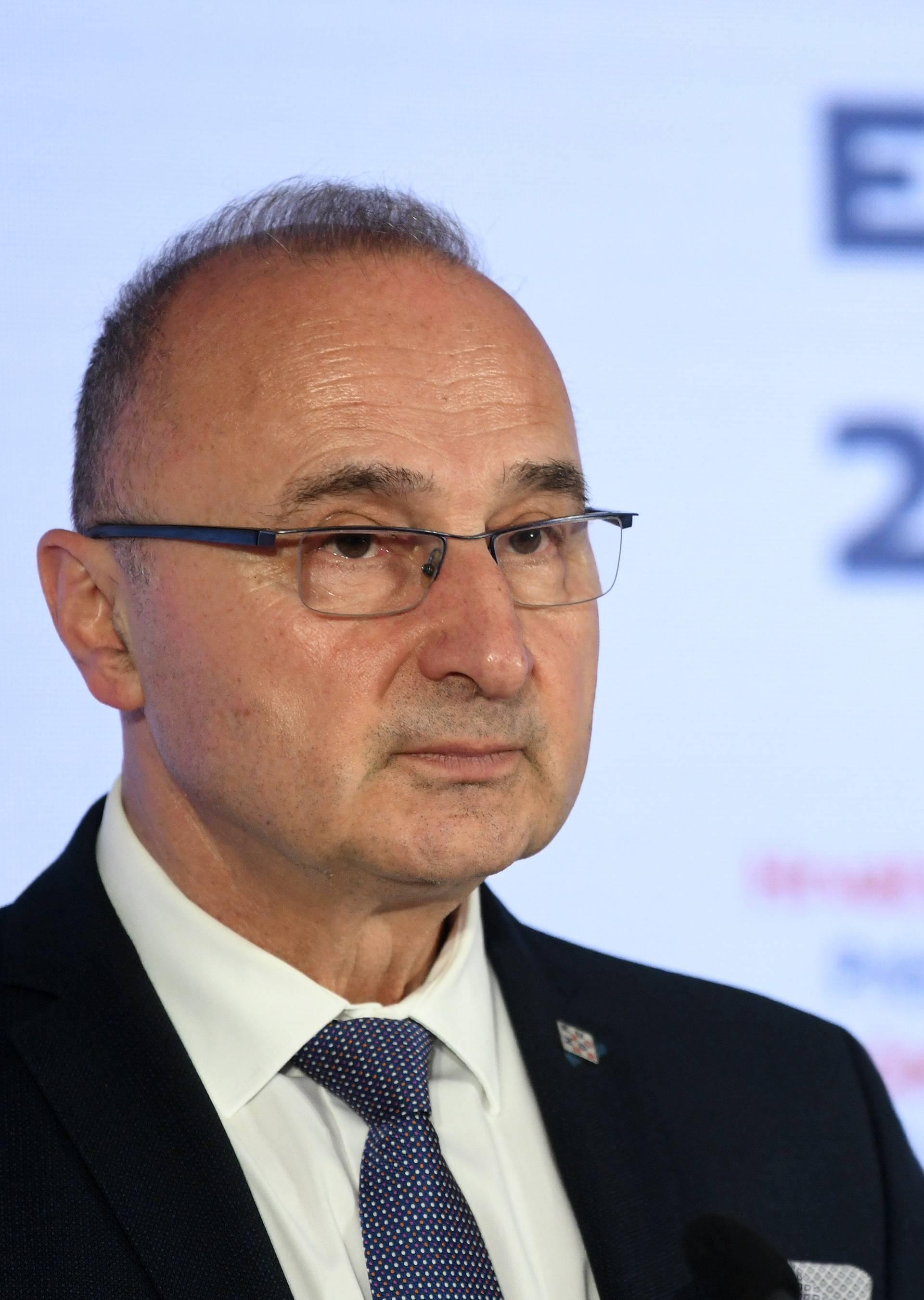 Ministar Grlić Radman obratio se medijima nakon videokonferencije Ministara vanjskih poslova