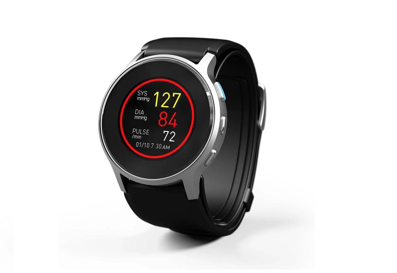 Pomoć za srčane bolesnike: Ovaj sat mjerit će vam i tlak