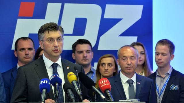 'U HDZ-u je sustav pobijedi ili nestani. To će biti i Plenkoviću'