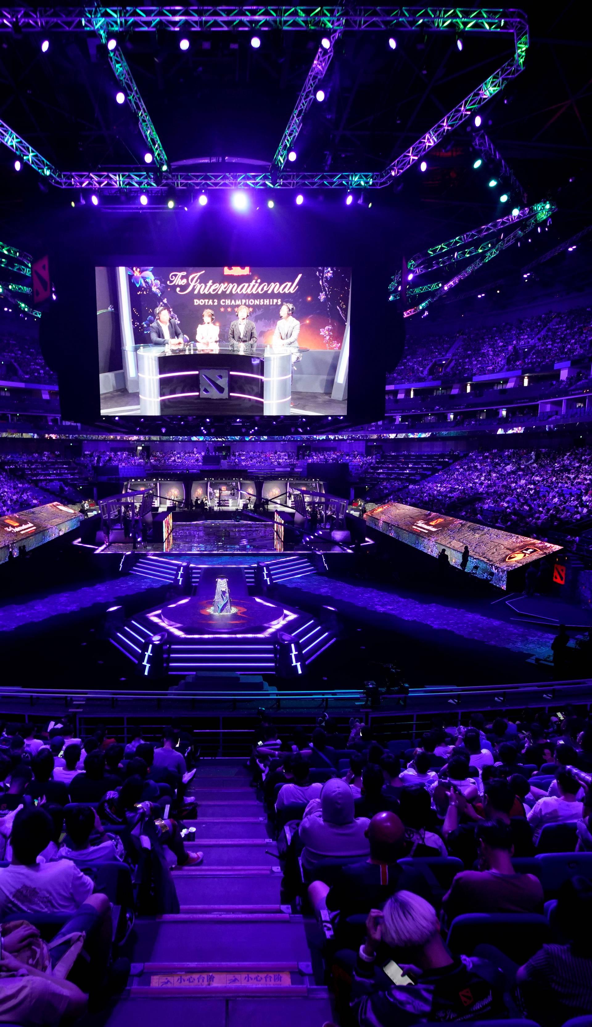 Lov na milijune: Najbolji igrači Dote bore se za 30 mil. dolara