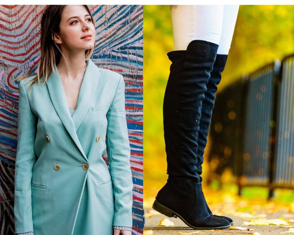 Ova odjeća je uvijek u modi: Dolčevita, visoke čizme, blejzer