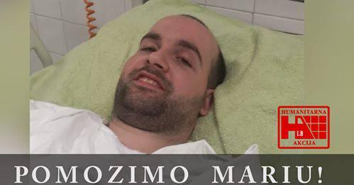 Teško bolestan Mario Puškarić