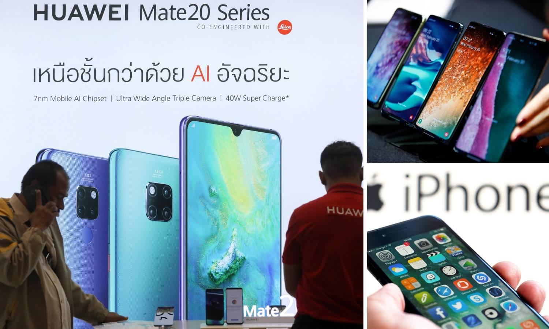Huawei i Kinezi brzo rastu jer su Apple i Samsung preskupi