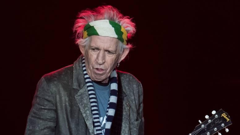 Keith Richards (75): Vidimo se, Rolling Stonesi idu na turneju
